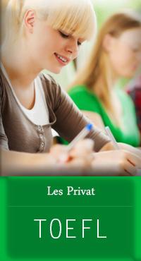 Les Privat untuk Tes TOEFL